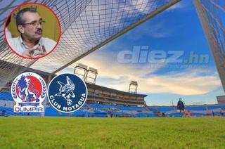 El Olimpia-Motagua podría jugarse en San Pedro Sula, solo con afición blanca