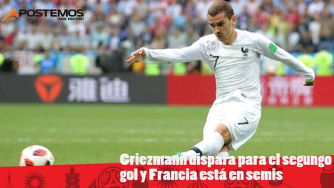 EHmojicrónica: Francia vence a Uruguay y pinta para Campeón