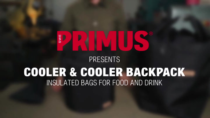 Preview image of Primus Cooler Backpack, 22L video