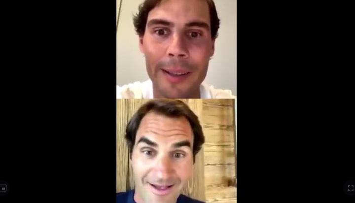 Nadal-Federer: ¡Lo logramos. Ambos tenemos 20 títulos de Grand Slam!