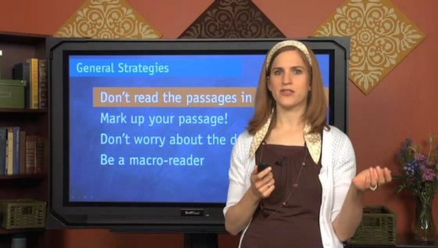 ACT Reading Strategies