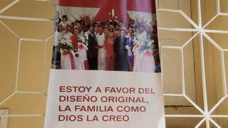Evangélicos en contra el matrimonio homosexual en Cuba