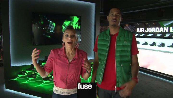 Fuse's 'Top 20' Hosts Rap In The Studio