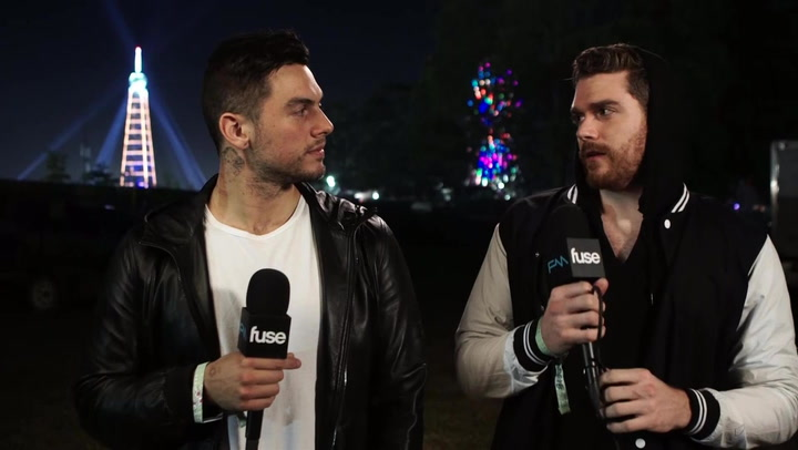 Adventure Club Give Album Update At Bonnaroo 2016