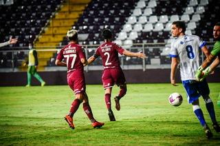 Municipal Grecia sorprende y le saca el empate a Saprissa en los últimos minutos en la liga tica