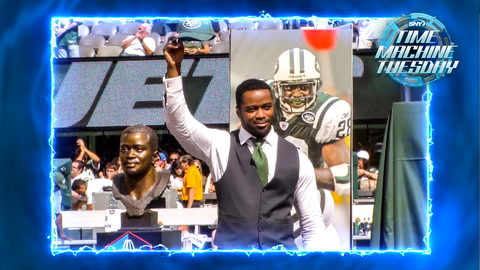 Curtis Martin's number retired by Jets