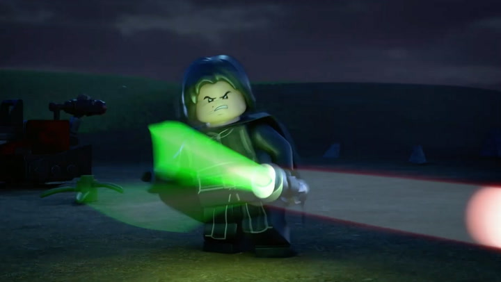 'LEGO Star Wars Terrifying Tales' Trailer