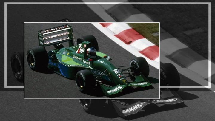 ¡Ponen a la venta el coche con el que debutó Michael Schumacher en la F1!