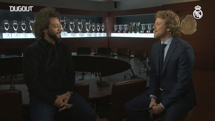 Real Madrid Interview: Marcelo On His 12 Years