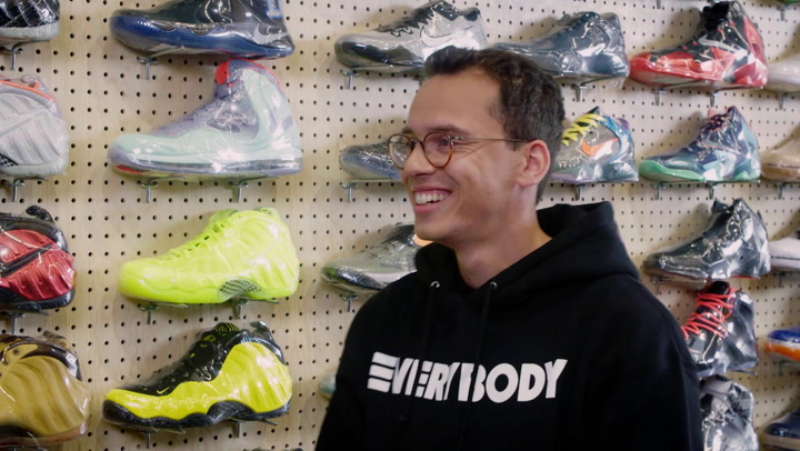 Logic: Sneaker Shopping