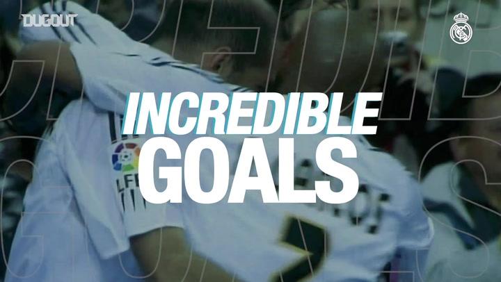 Incredible Goals: Zinedine Zidane Vs Espanyol