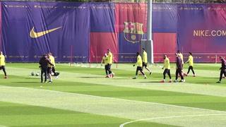 Futbolistas del Barça se bajan el sueldo un 70% por el coronavirus