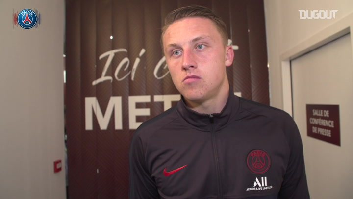The Moment: Marcin Bulka Makes Debut For Paris Saint-Germain