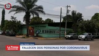 Noticiero: Fallecen dos personas por coronavirus