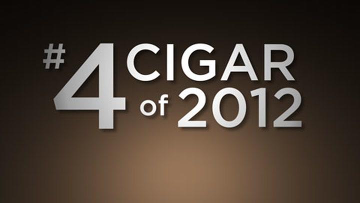 2012 No. 4 Cigar