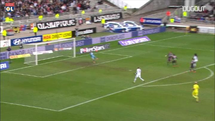 Lyon's best goals vs Ajaccio