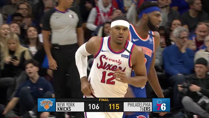 El resumen de la jornada de la NBA del 27 de febrero 2020