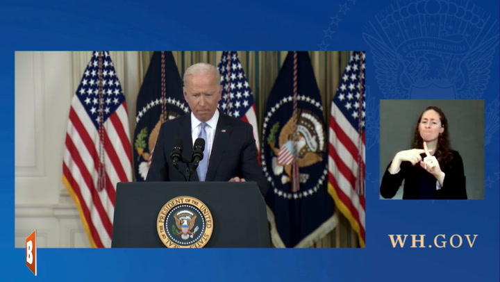 Joe Biden Berates Mounted Border Patrol Agents: