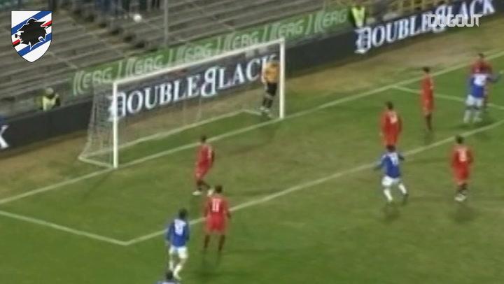 Throwback: Sampdoria 1-0 Seville 2008