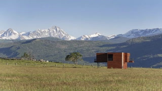 Shipping Container Home in Colorado Delivers Picture Perfect Views