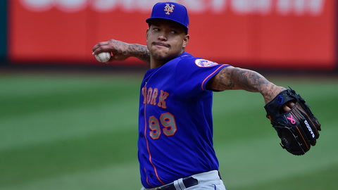 Is Mets' starting rotation success surprising? | SportsNite
