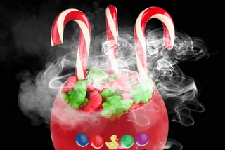 Sugar Factory makes a shareable Christmas cocktail