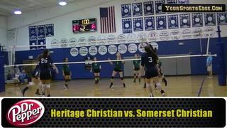 HIGHLIGHT REEL - Heritage Christian vs. Somerset Christian