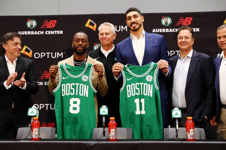 Report: Celtics to begin training camp on October 1