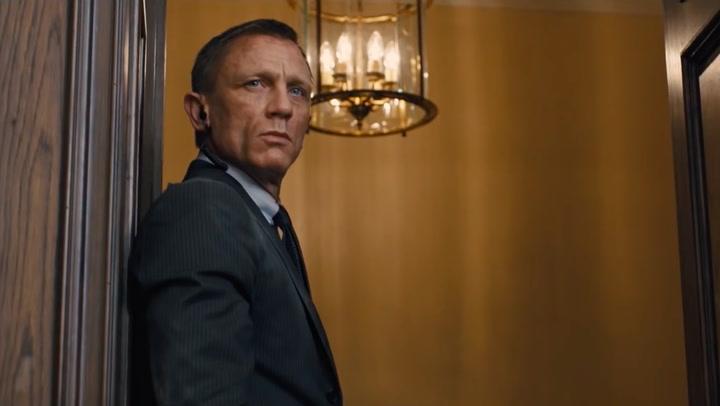 'Being James Bond' Trailer