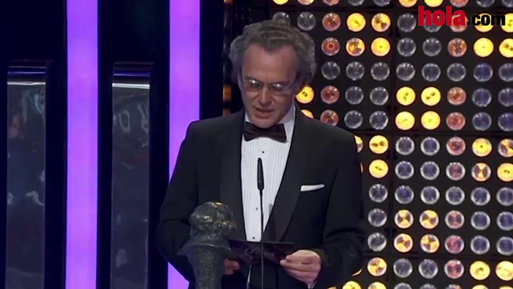 Los triunfadores de la gran noche del cine español