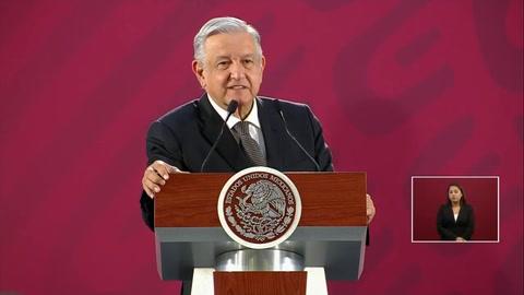 Presidentes de México y EEUU expresan intención de reunirse por primera vez
