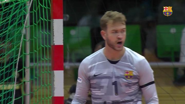El resumen del Barça (32) - (34) Kiel, final del Mundial de Clubs