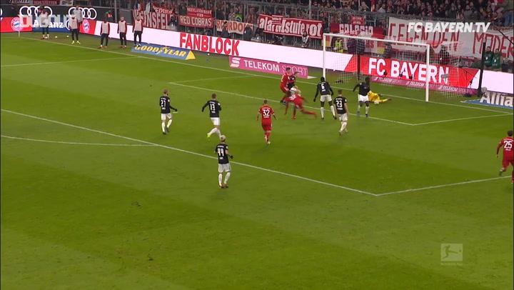Throwback: Ribéry Seals Crucial Win Vs Leipzig