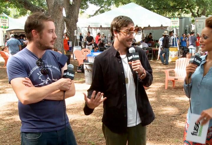 Festivals: Austin City Limits 2013:  Portugal. The Man Talk Danger Mouse & HAIM Collaborations