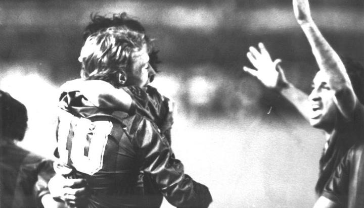 33 años del gol de Archibald a la Juventus