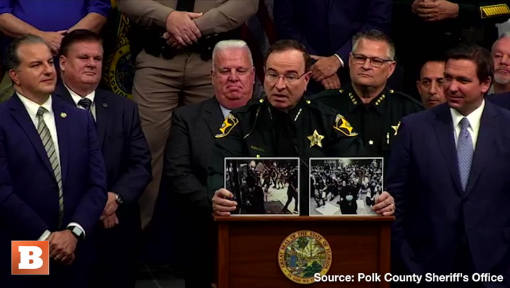 Florida County Sheriff Warns Agitators After Anti-Riot Bill Signed: