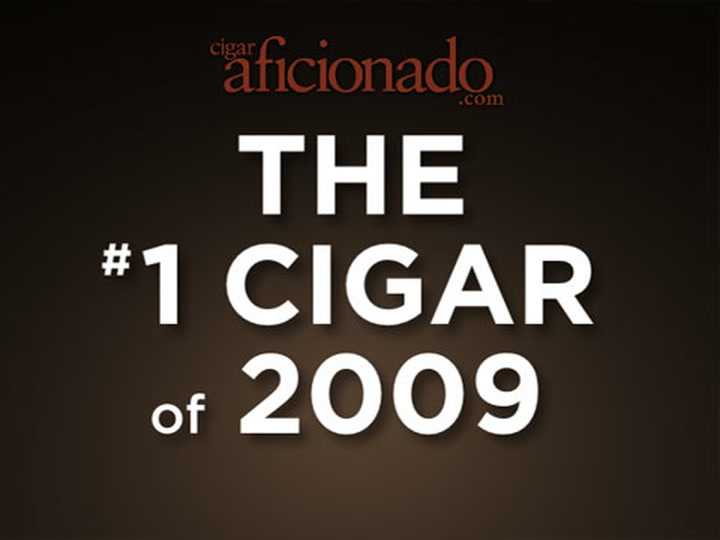 2009 Cigar of the Year