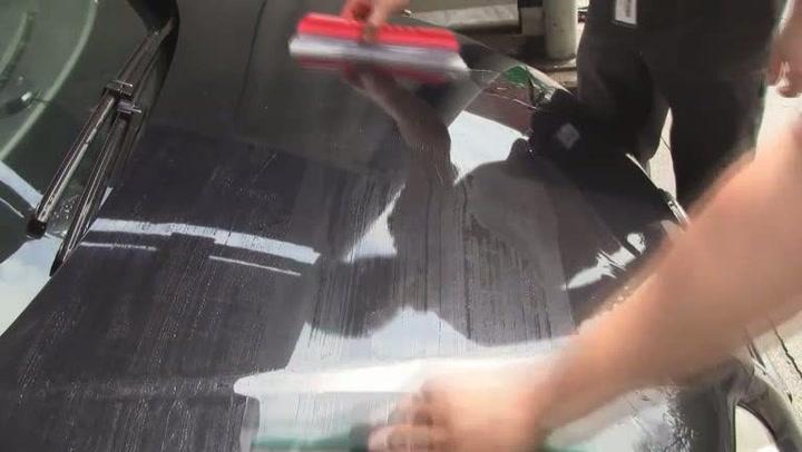 Bilpleie: Hvordan unngå skjolder i lakken