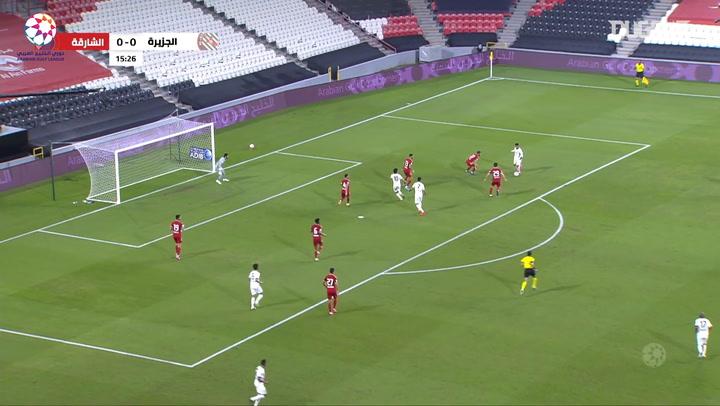 Highlights: Al-Jazira 0-1 Sharjah