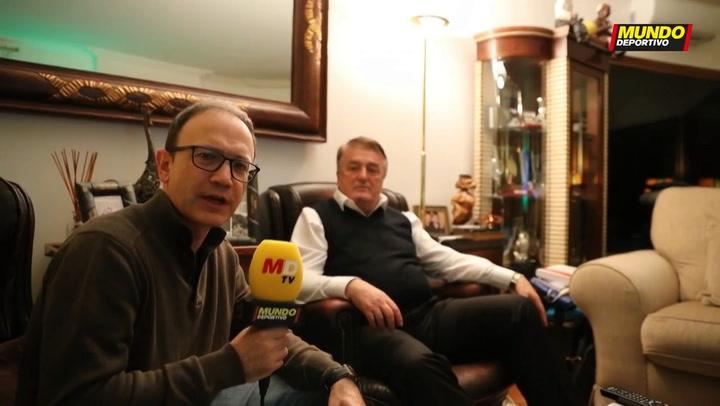 Entrevista MD a Radomic Antic