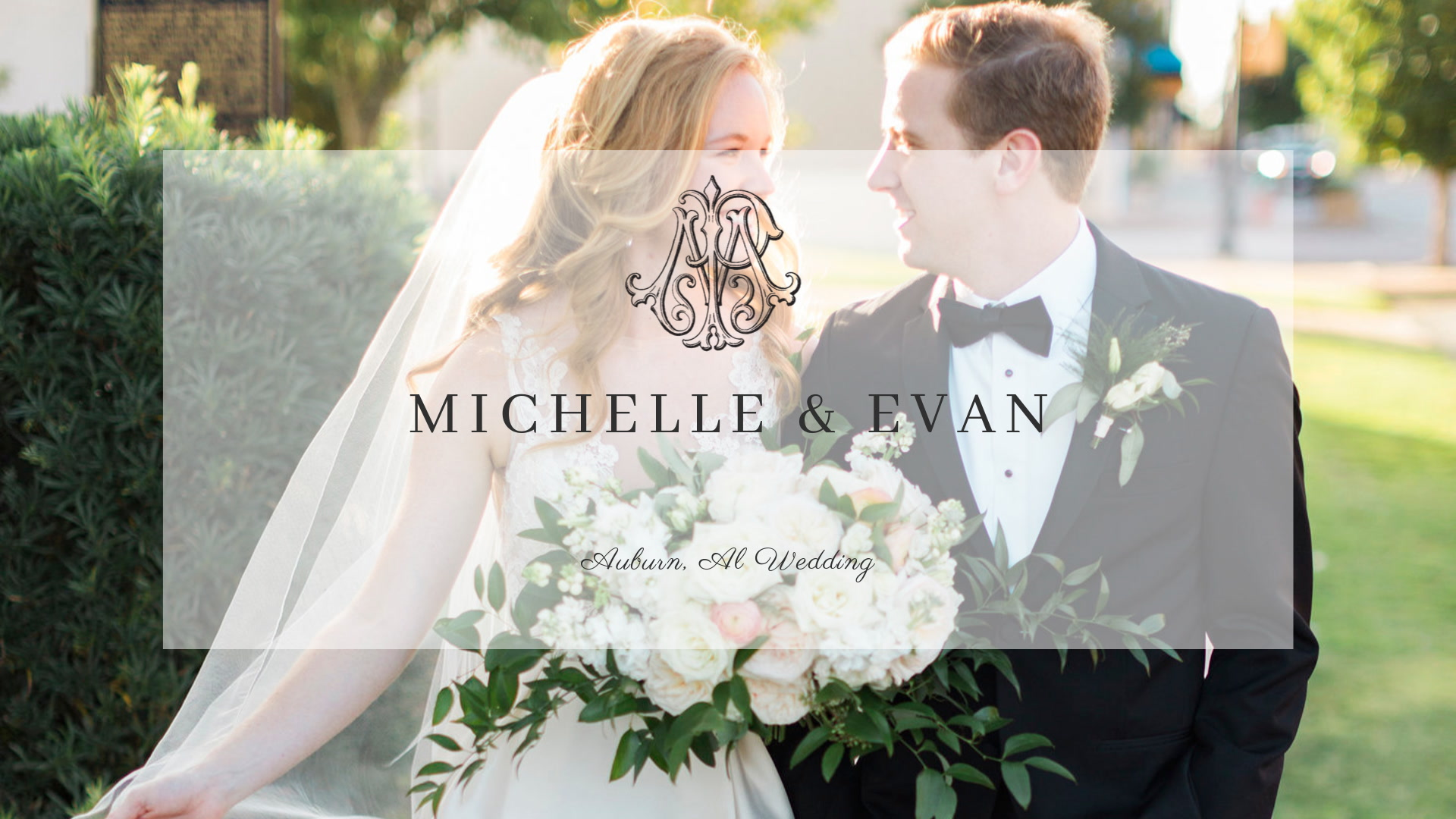 Michelle + Evan | Auburn, Alabama | Jule Collins Smith Art Museum
