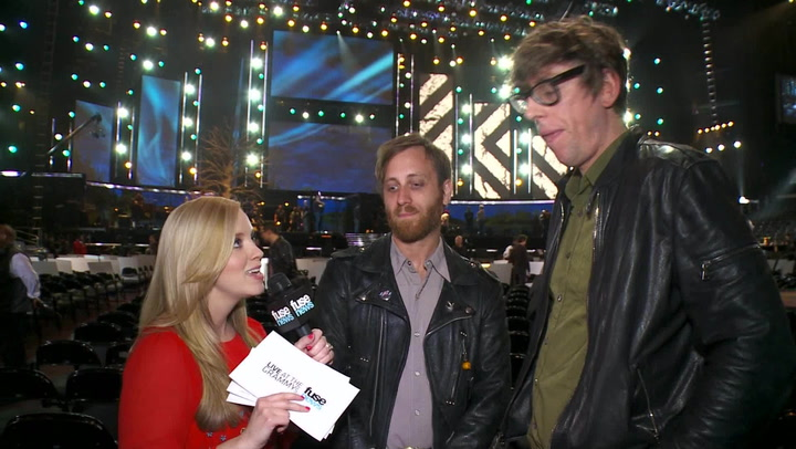 Interviews:Grammy: BLACK KEYS 020913