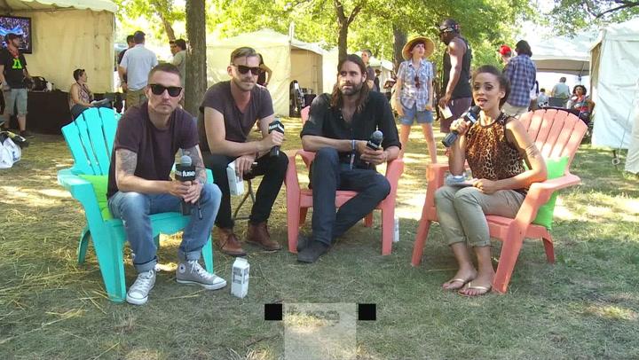 Festivals: Lollapalooza: Miike Snow