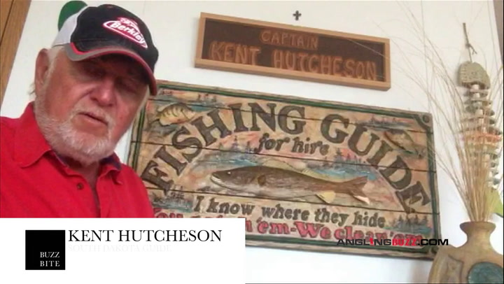 BuzzBite: Walleye limits on Lake Sharpe with Kent Hutcheson
