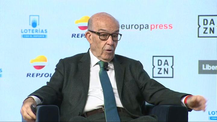 """Ezpeleta sobre el regreso de Márquez: """"Estaré al 100% con lo que decida"""""""