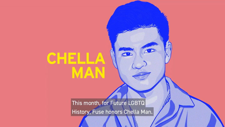 Future LGBTQ Chella Man