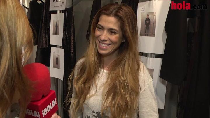 Juana Martín: 'Priman volantes y vestidos muy femeninos, pero también hay hueco para la innovación'