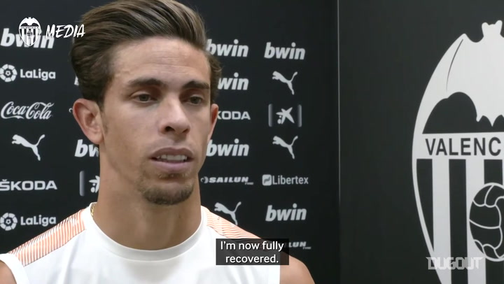 "Gabriel Paulista: ""It's very strange to play like this"""
