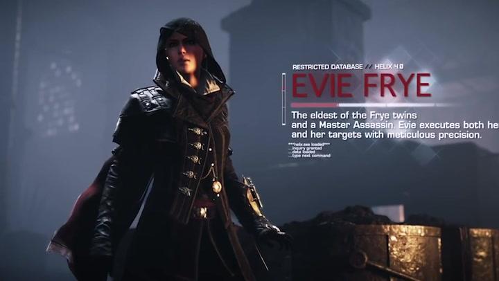 Evie Frye Assassin S Creed Wiki Fandom