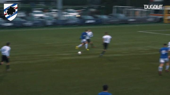 Highlights: U.C. Sampdoria U17s 4-1 Spezia U17s